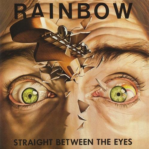 RAINBOW - STRAIGHT BETWEEN THE EYESS CD