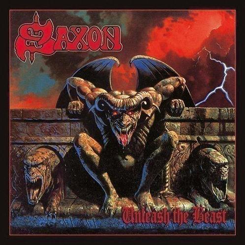 SAXON - UNLEASH THE BEAST CD
