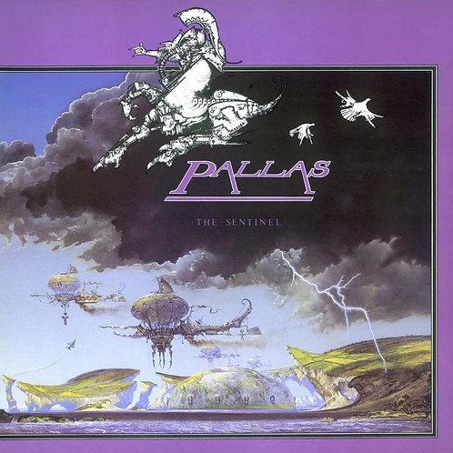 PALLAS - THE SENTINEL LP