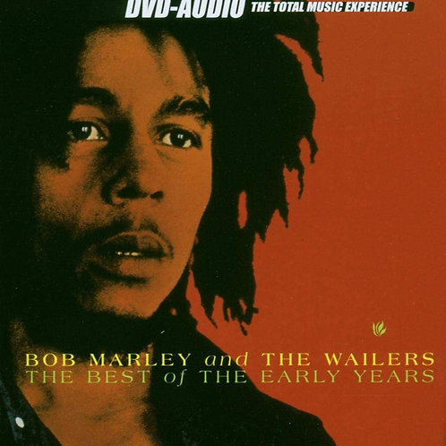 BOB MARLEY - THE BEST OF THE EARLY YEARS DVD AUDIO