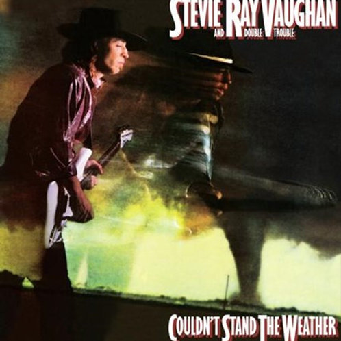 STEVIE RAY VAUGHAN - COULDN´T STAND THE WEATHER LP