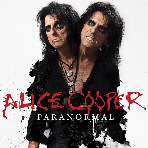 ALICE COOPER - PARANORMAL DUPLO CD DIGIPACK