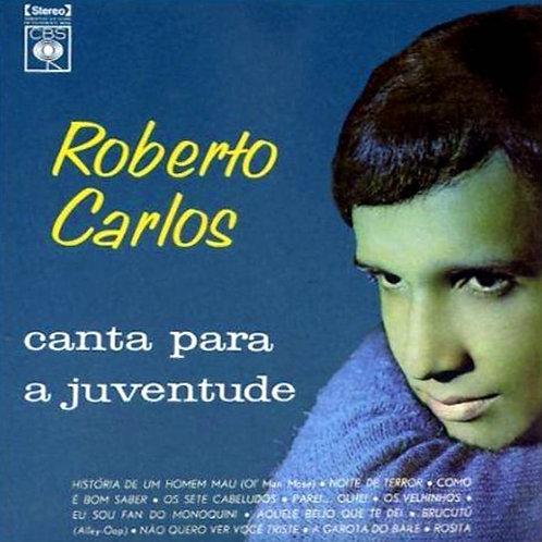 ROBERTO CARLOS - CANTA PARA A JUVENTUDE CD