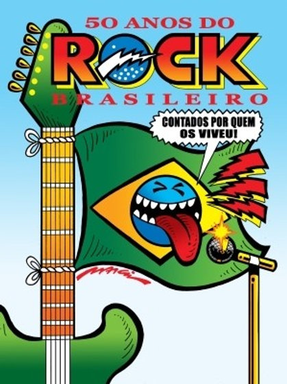 50 ANOS DO ROCK BRASILEIRO DUPLO DVD
