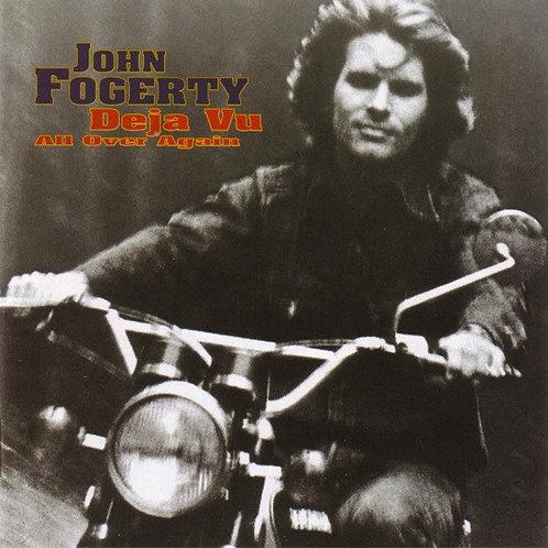 JOHN FOGERTY - DEJA VU ALL OVER AGAIN CD