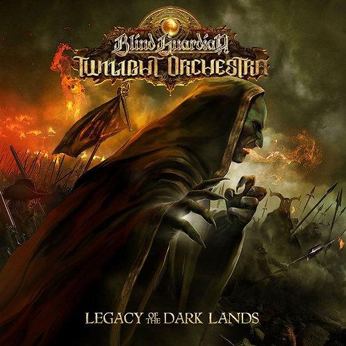 BLIND GUARDIAN - LEGACY OF THE DARK LANDS DUPLO CD DIGIPACK