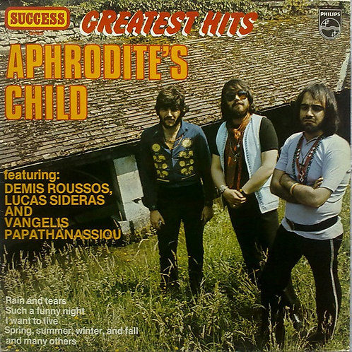 APHRODITE´S CHID - GREATEST HITS LP