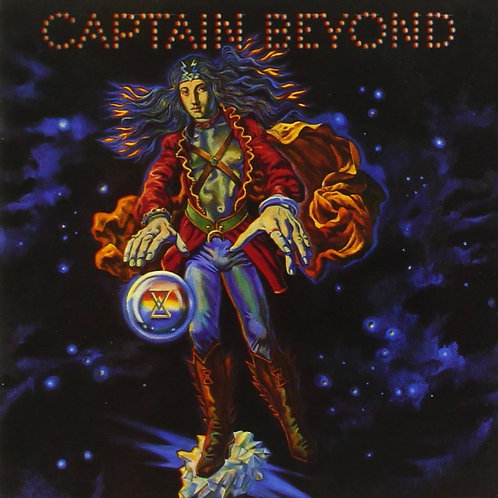 CAPTAIN BEYOND - LOST & FOUND CD