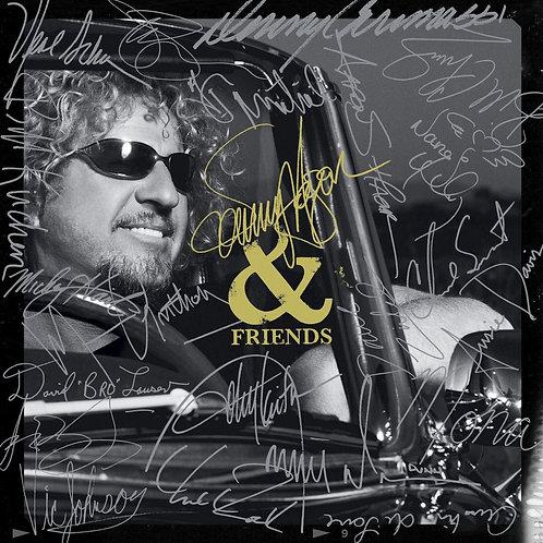 SAMMY HAGAR & FRIENDS DUPLO CD DIGIPACK