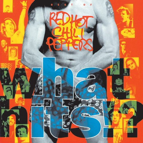 RED HOT CHILLI PEPPERS - WHAT HITS! CD