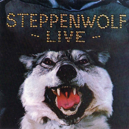 STEPPENWOLF - LIVE CD
