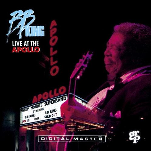 B.B.KING - LIVE AT THE APOLLO CD
