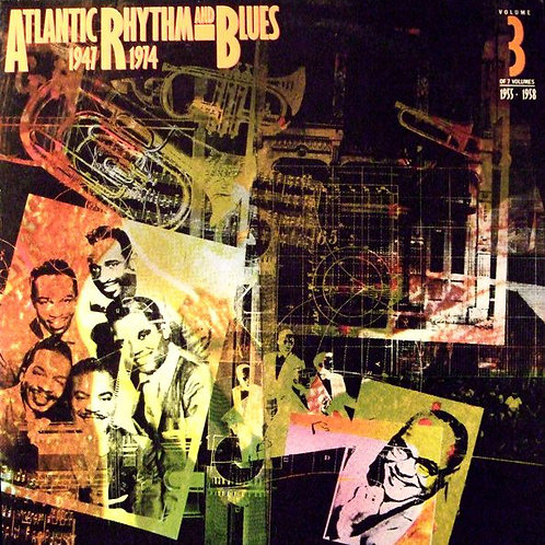 ATLANTIC RHYTM AND BLUES VOL.3 DUPLO LP