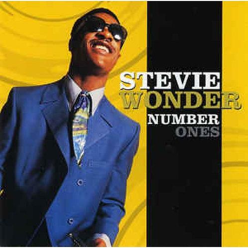 STEVIE WONDER - NUMBER ONES CD