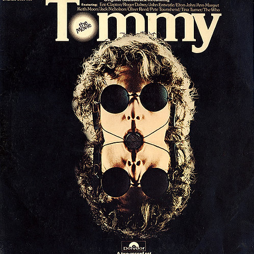 TOMMY THE MOVIE LP