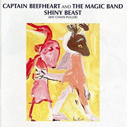 CAPTAIN BEEFHEART AND THE MAGIC BAND - SHINY BEAST CD