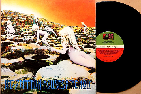 LED ZEPPELIN - HOUSES OF THE HOLY CD