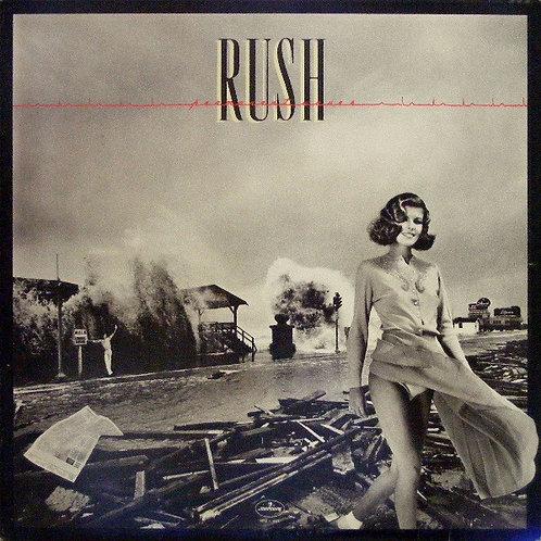 RUSH -  PERMANENT WAVES LP