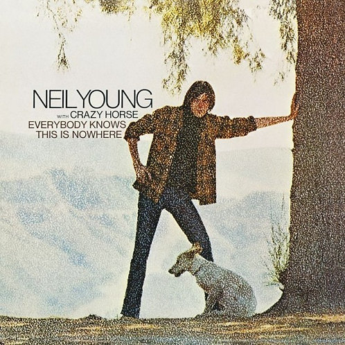 NEIL YOUNG - WITH CRAZY HORSE CD