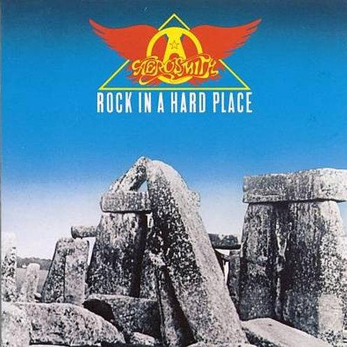 AEROSMITH - ROCK IN A HARD PLACE CD