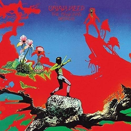 URIAH HEEP - THE MAGICIAN´S BIRTHDAY CD