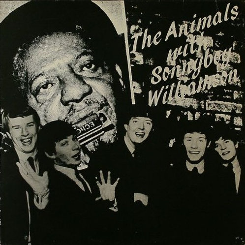 THE ANIMALS - WIT SONNY BOY WILLIANSON LP