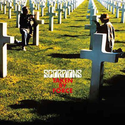 SCORPIONS - TAKEN BY FORCE CD