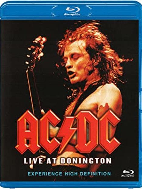 AC/DC - LIVE AT DONINGTON BLU RAY