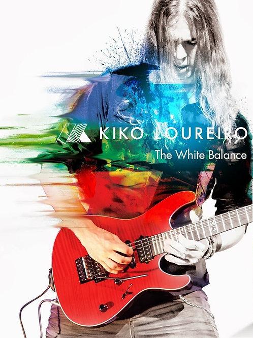KIKO LOUREIRO - THE WHITE BALANCE DVD
