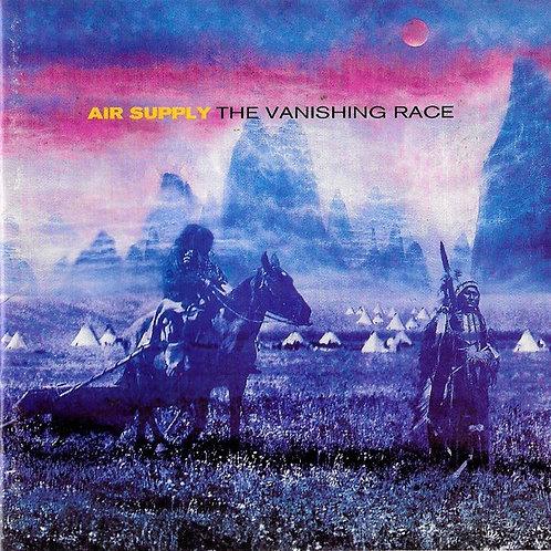 AIR SUPPLY - THE VANISHING RACE CD