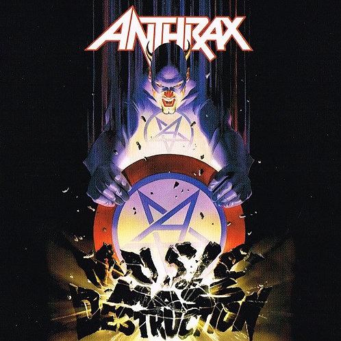 ANTHRAX - MUSIC OF MASS DESTRUCTION DVD