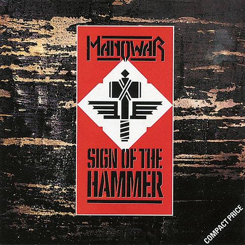 MANOWAR - SIGN OF THE HAMMER CD