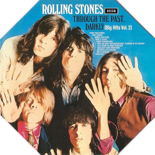 ROLLING STONES - THROUGH THE PAST DARKLY LP