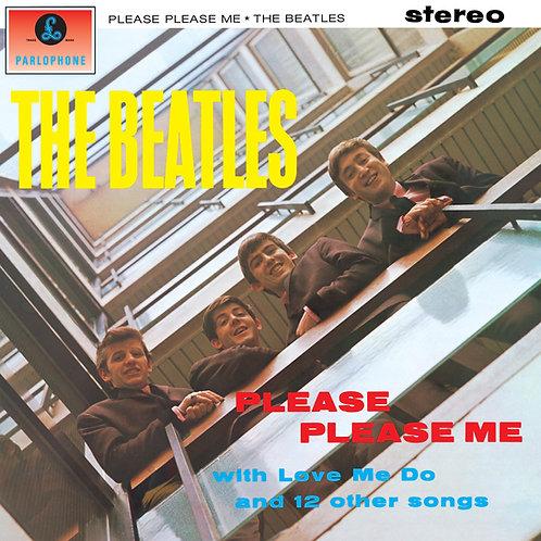 THE BEATLES - PLEASE, PLEASE ME LP