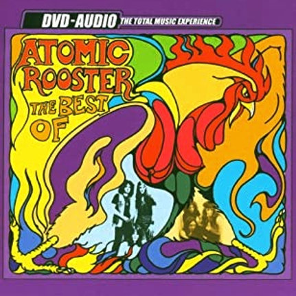 ATOMIC ROOSTER - THE BEST OF DVD AUDIO