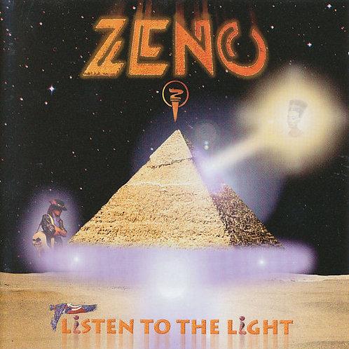 ZENO - LISTEN TO THE NIGHT CD