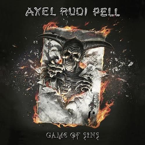 AXEL RUDI PELL - GAME OF SINS CD