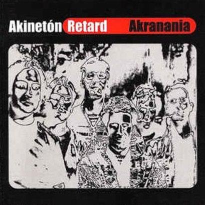 AKINETON - RETARD CD