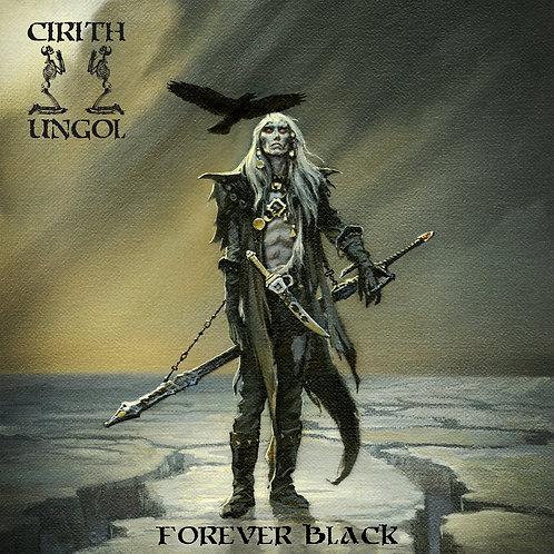 CIRITH UNGOL - FOREVER BLACK CD