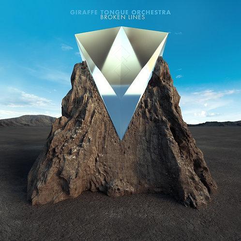 GIRAFFE TONGUE ORCHESTRA CD