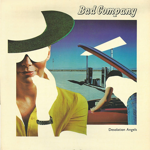 BAD COMPANY - DESOLATION ANGELS LP