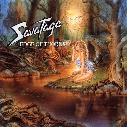SAVATAGE - EDGE OF THORNS CD DIGIPACK