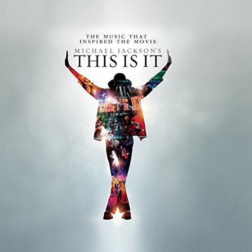 MICHAEL JACKSON - THIS IS IT DUPLO CD
