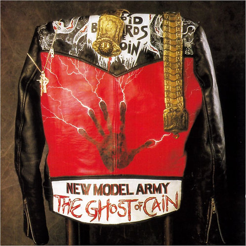 NEW MODEL ARMY - THE GHOST OF CAIN CD