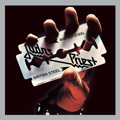 JUDAS PRIEST - BRITISH STEEL REMASTER CD