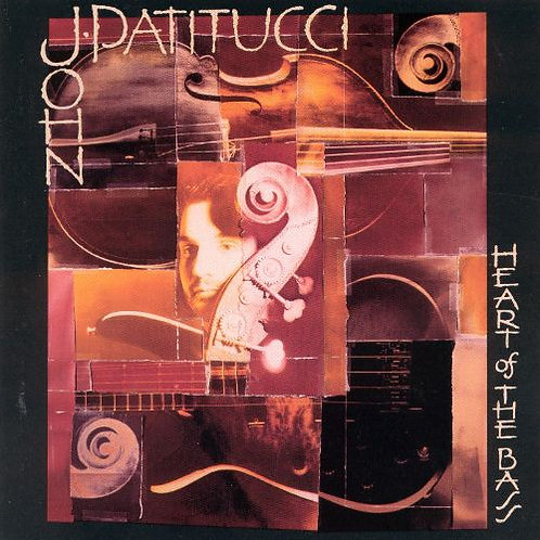 JOHN PATITUCCI - HEART OF THE BASS CD