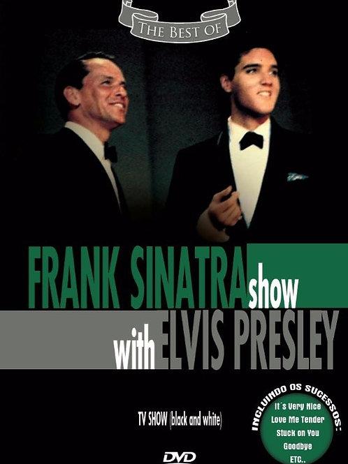 FRANK SINATRA SHOW WITH ELVIS PRESLEY DVD
