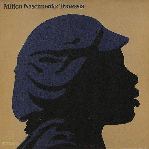 MILTON NASCIMENTO - TRAVESSIA LP