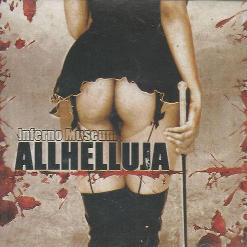 ALLHELUJA - INFERNO MUSEUM CD