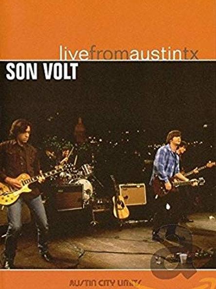 LIVE FROM AUSTIN TX - SON VOLT DVD
